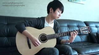 (양희은) 사랑 그 쓸쓸함에 대하여(Love, on its Solitude) - Sungha Jung