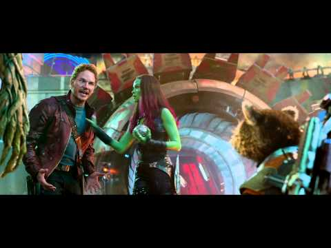 Marvel's Guardians of the Galaxy - Chris Pratt is Peter Quill | HD