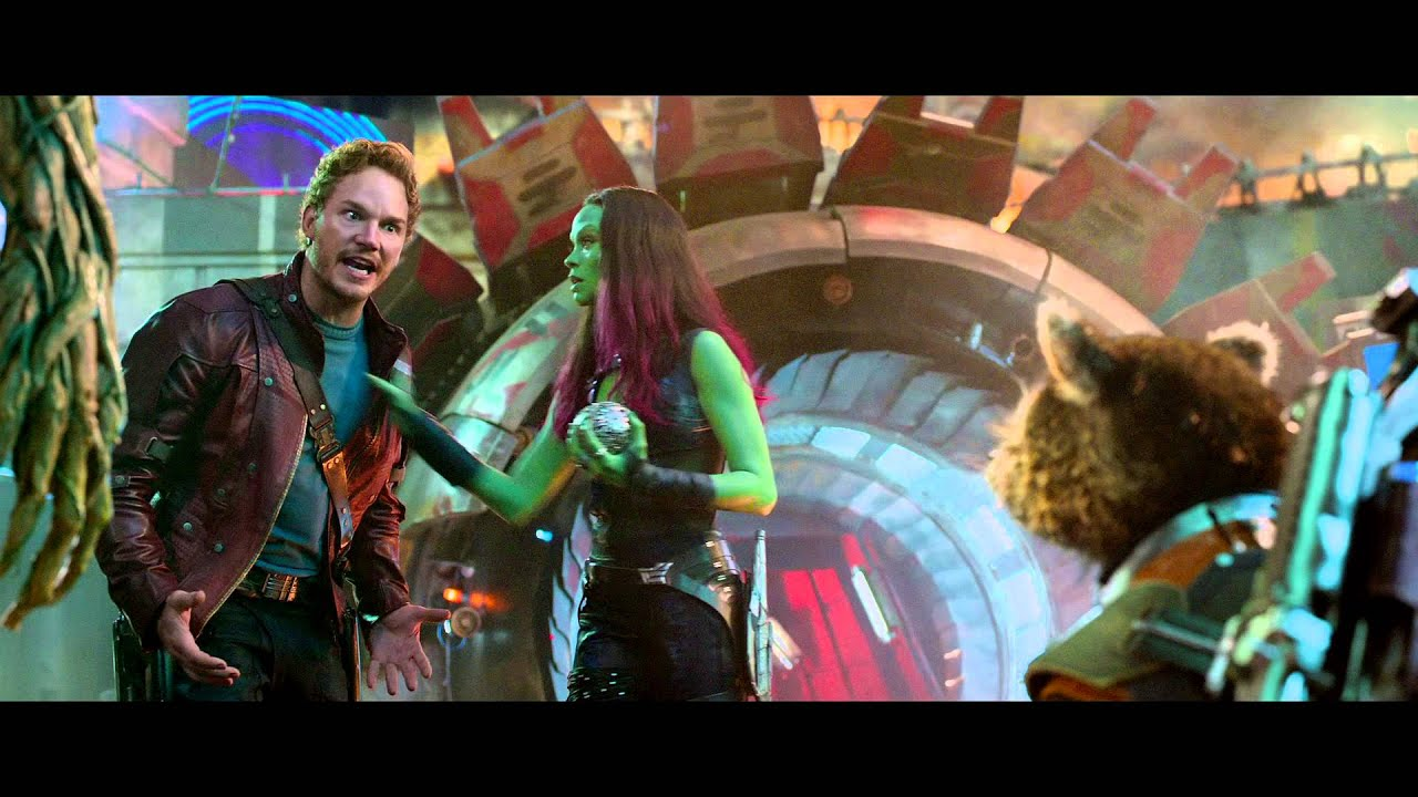 Marvel s guardians of the galaxy chris pratt is peter quill hd