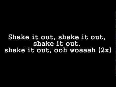Florence + The Machine - Shake It Out [LYRICS]