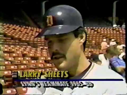 1990 Fantasy Baseball Tonight Fred Lynn Tribute
