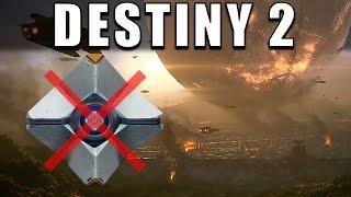 NO GHOSTS When Starting DESTINY 2!?