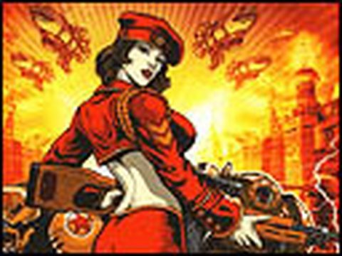 Classic Game Room HD - COMMAND & CONQUER RED ALERT 3 on PS3