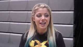 (Part 1) WWE NXT Alexa Bliss Oct 2014