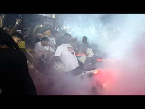 King Of Burnout At India Superbike Festival Pune 2015