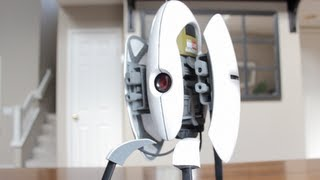 Portal Turret Exclusive Statue Unboxing from Gaming Heads