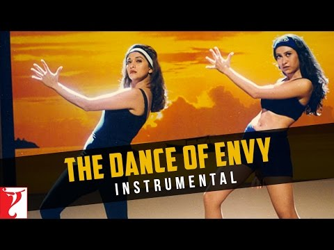 The Dance Of Envy (Instrumental) - Song - Dil To Pagal Hai - Madhuri Dixit | Karisma Kapoor Music Videos