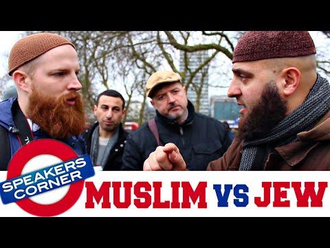 Muslim vs Jew | Jihad For Al Aqsa | Speakers Corner