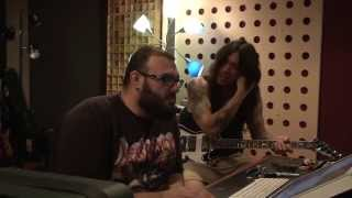 DEATH ANGEL - Studio Blog (3) 2013