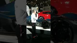 Briggs Automotive Company Exotic Cars Press Conference