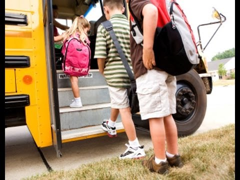 Little Girl Forced to Pee While Riding School Bus