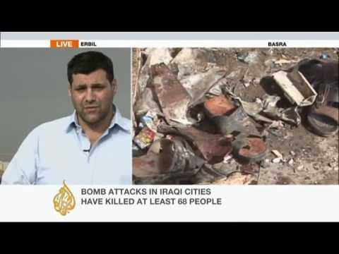 Iraq sees worst violence in years