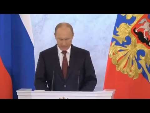 Путин за ислам двумя руками.