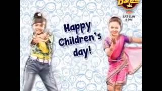 Super Dancer  2016| | Deepali Borkar | Childrens Day
