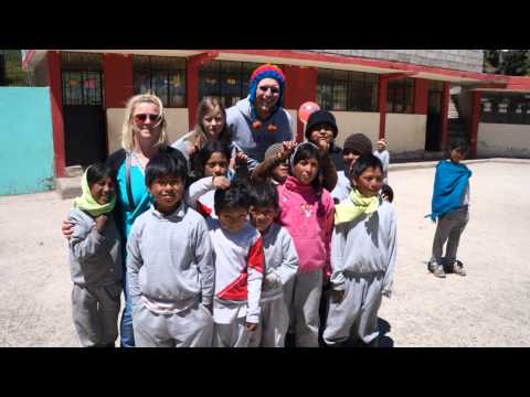 New Harvest Christian Church Ecuador Vision Trip