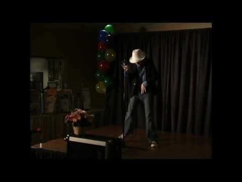 Joey Luthman, Michael Jackson interpretation of Smooth Criminal, March 10.avi Video