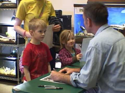 Nature Center 20th Anniversary: Nigel Marven Autograph Session