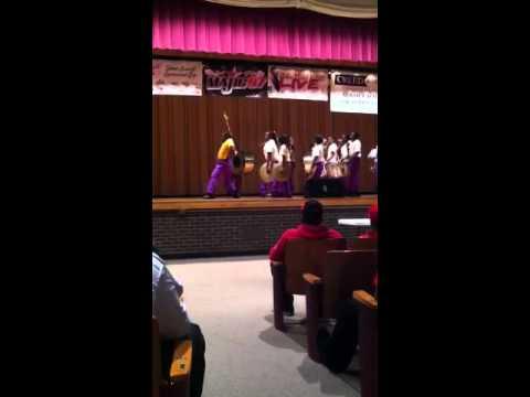 Wossman High School Drumline Monroe,LA