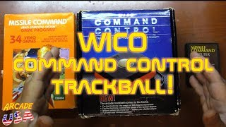 Wico Command Control TrakBall!