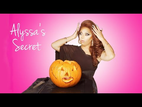 Alyssa Edwards' Secret - Vivienne Pinay's Halloween Takeover video