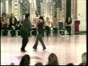 Arjay Centeno and Jennifer DeLuca West Coast Swing
