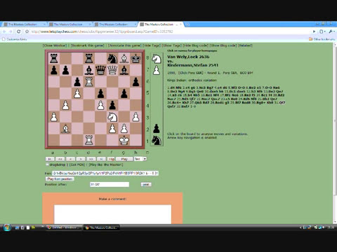 Chess World.net: Chess Openings - A system against the Kings Indian with Na6 (Chessworld.net)