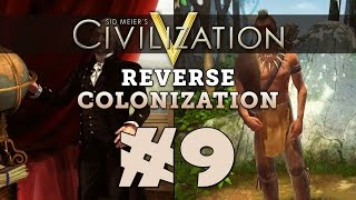 Civilization 5: Deity Twins Reverse Colonization #9