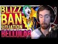"""Asmongold Reacts to """"The New $550 Blizzcon Drama and Return of the Dreadwake"""" by Bellular"""
