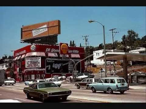 Los Angeles In The 1960 S Part 2 Youtube