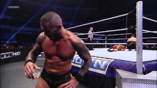 Sheamus & Randy Orton vs. Big Show & Antonio Cesaro: SmackDown, Jan. 4, 2013
