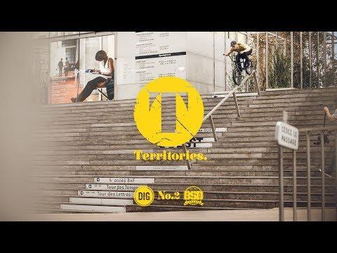 Territories No.2 - Paris - DIG BMX X BSD