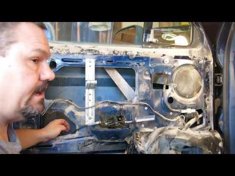 1996 Ford F-150 Door Handle Repair