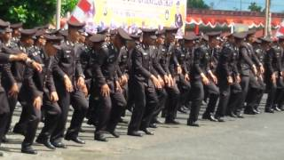 YeL'YeL Polisi Angkatan 40 SPN KAROMBASAN