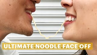 We Ate Only Noodles For Over a Week
