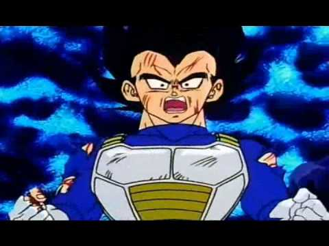 Vegeta Tribute- I Will Not Die