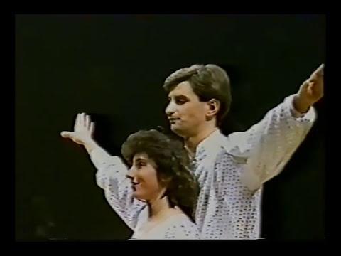 Ricardo Tessarin & Daniela Cotza - Weltmeisterschaft 1986