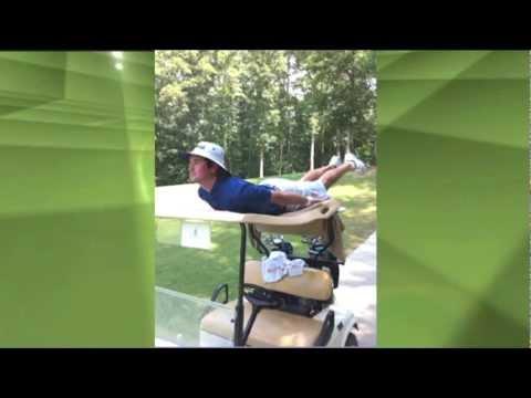 """Durante su periodo vacacional, seguimos repasando las andanzas de los """"locos por el golf"""" en On The Tee, el programa de de Canal+ Golf. En la decimoséptima entrega de la temporada, Carlos..."""