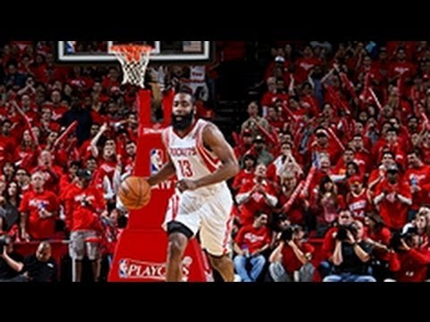James Harden's Top 10 Plays of 2012-2013 Regular Season