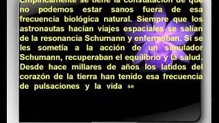 RESONANCIA SCHUMANN