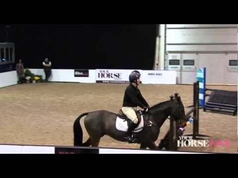0 Part Three | Oliver Townend and Geoff Billington Demo | Your Horse Live 2012