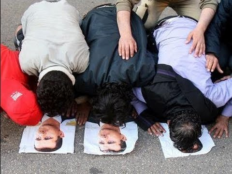"Syrian Alawis: ""We worship Bashar al-Assad before Allah.."""