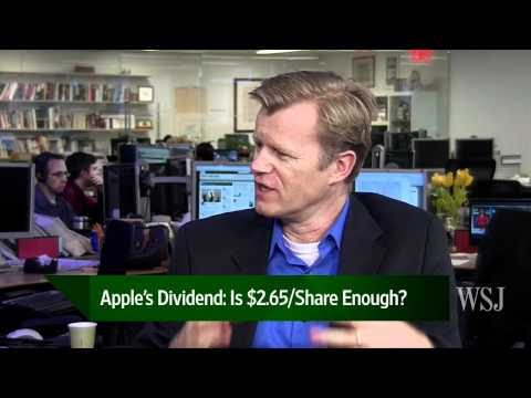 Apple's Dividend: Is $2.65/Share Enough?