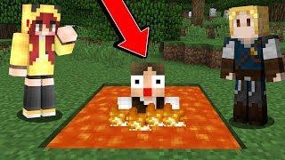 Minecraft Infinito #4: EU SOU O YOUTUBER MAIS AZARADO DA SÉRIE!