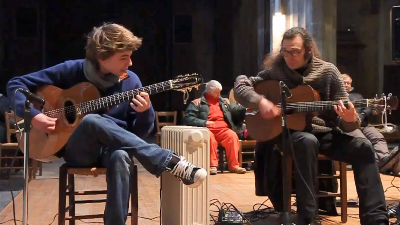 Sebastien Boyer Antoine et Sébastien Boyer