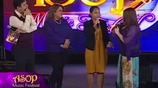 ASOP Song Entry: Purihin ng Bayan (1st Weekly Elimination - March 2015)