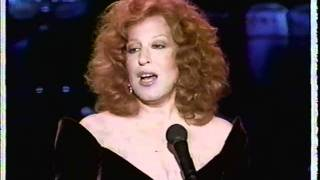 Watch Bette Midler The Glory Of Love video