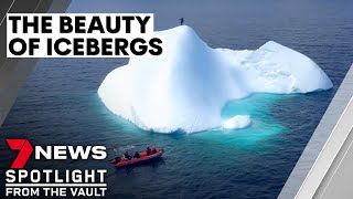 Icebergs | Remote adventure reveals the beauty and ferocity of Mother Nature | Sunday Night