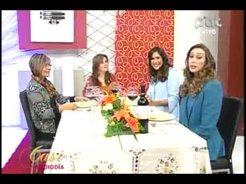 CLAUDIA LAMPE, ELVA NAGASHIRO, MONICA GARCIA PARTE 3 16   5   2013 @ CASI AL MEDIODIA PAT   BOLIVIA