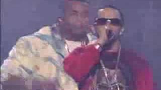 Wisin & Yandel feat. Don Omar - MySpace (live)