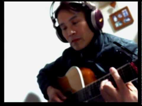 小林明子 恋におちてAkiko Kobayashi-Fall In Love(guitar Cover)